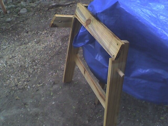 Sawhorse Section